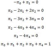 cadenas de markov de tiempo continuo ejercicios resueltos sistema ecuaciones largo pl gesti 243 n de operaciones