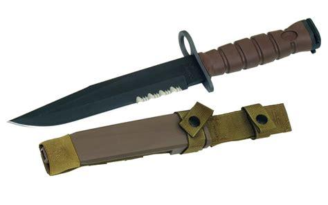 okc 3s bayonet ontario okc3s marine bayonet from ontario knife store