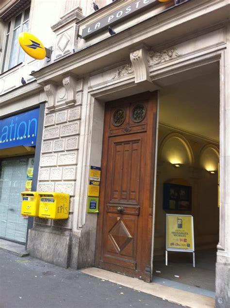 bureau de poste denis la poste bureau de poste 38 boulevard de strasbourg