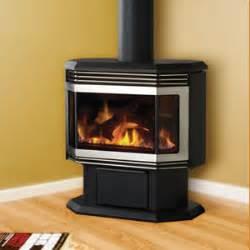 free standing gas log fireplace archgard optima 45 of45 freestanding gas stove inglenook