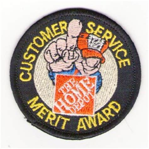 at home depot customer service and influency at home depot
