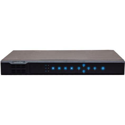 Uniview Nvr202 16e 16 Ch 2 Sata Dan Touch Panel uniview nvr202 16e 16 channel 2 sata hd 1080p cctv nvr