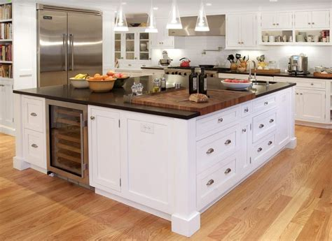 granite butchers block butcher block granite kitchen
