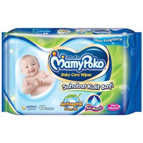 Mamy Poko Standar X Tra Kering L30 tissue basah bayi reguler antiseptik mamypoko indonesia