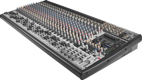 Mixer Behringer Sx3242fx behringer eurodesk sx3242fx mixer
