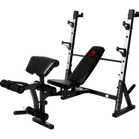 olympic bench with weights marcy olympic weight bench md 857 walmart com