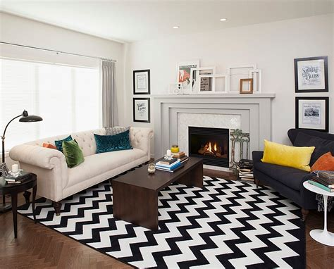 chevron living room chevron pattern ideas for living rooms rugs drapes and accent pillows