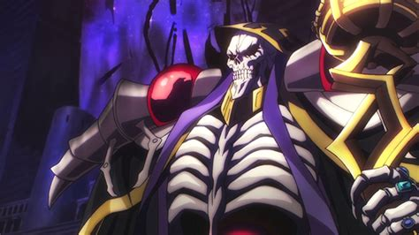 overlord anime reviews anime planet