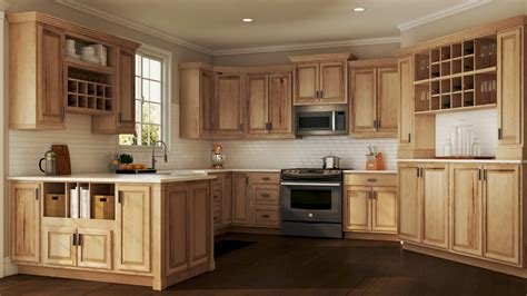 kitchen cabinet sles design hton bath cabinets in hickory kitchen the home depot