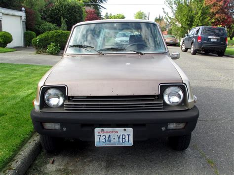 Le Car Renault by Seattle S Classics 1977 Renault Le Car