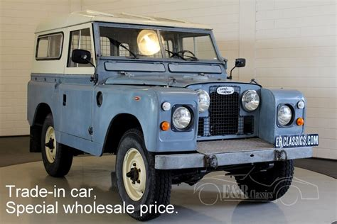 land rover series ii land rover 88 series ii a 1963 for sale at erclassics