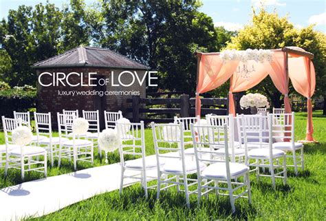 wedding ceremony locations western sydney 2 garden weddings hire styling packages decorator