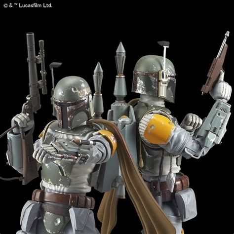 Wars 1 12 Boba Fett wars 1 12 boba fett bandai gundam models kits