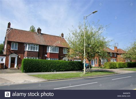 houses to buy in welwyn garden city typical houses in street longcroft lane welwyn garden city stock photo royalty free