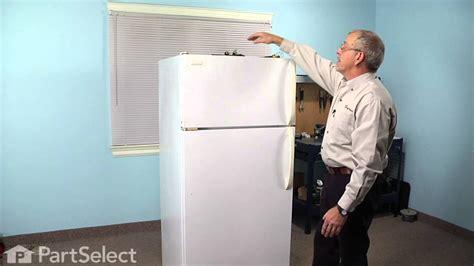 refrigerator stopped working no light refrigerator repair replacing the light frigidaire
