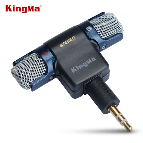 promo offer kingma external wireless microphone professional for dji osmo 3 axis gimbal handheld