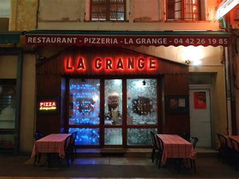 Restaurant La Grange Aix En Provence by La Grange Aix En Provence 2 Rue Nazareth Restaurant