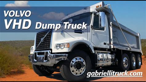 2019 Volvo Truck For Sale by New 2019 Volvo Vhd Tri Axle Dump Truck For Sale