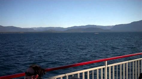 boat ride on lake tahoe lake tahoe dinner boat ride aboard the ms dixie ii youtube