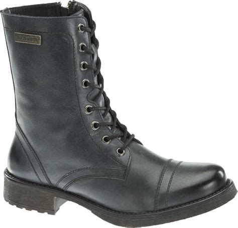 grey motorcycle boots harley davidson women s arcola 7 in motorcycle boots ash