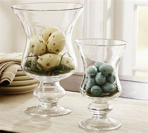 Decorative Vase Filler Ideas by Pottery Barn Decorative Speckled Egg Vase Filler 7 Gorgeous