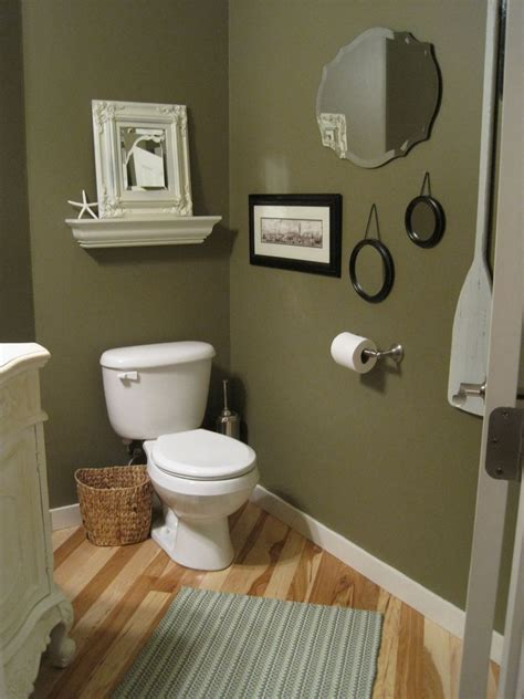 olive green bathrooms on green bathrooms