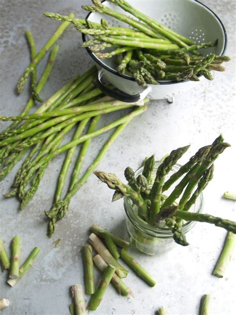 how to cook asparagus perfectly fresh hunger