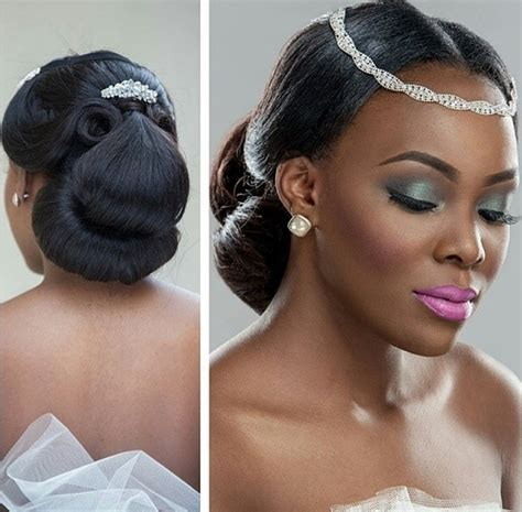 Hairstyles For Wedding In Ghana | 2017 simple ghanaian wedding hairstyles 2017 get married
