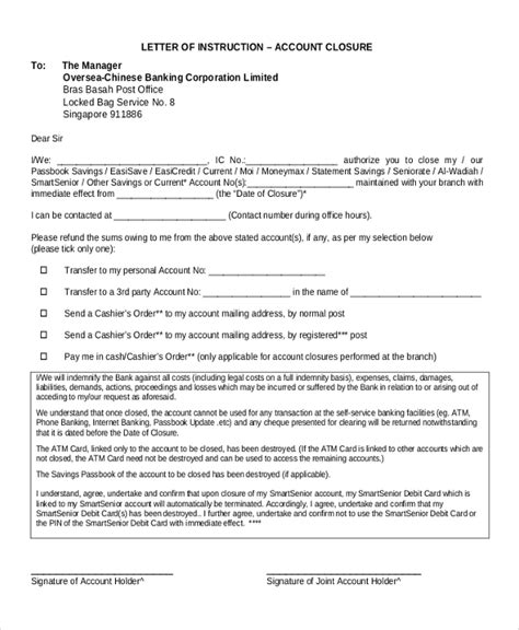 Home Loan Withdrawal Letter Sle Home Loan Closure Letter Format Docoments Ojazlink