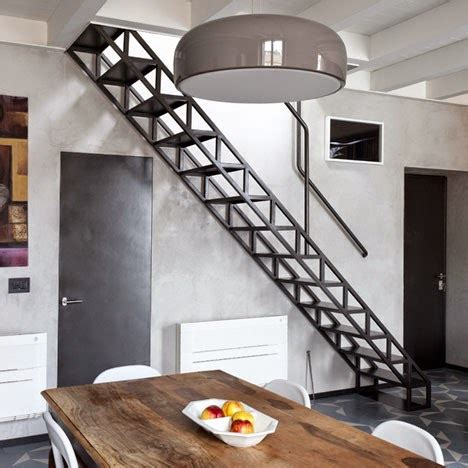 Steel Stairs Design Metal Stairs Strength Weight And Flexibility Stairs Designs