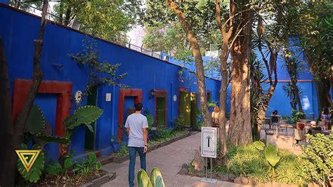 youtube la casa azul la casa azul de frida kahlo en coyoac 225 n youtube