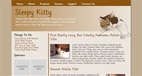 html5 templates for asp net developers 10 amazing free html5 and css3 template honey vig web