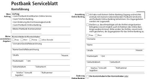 telefon bank postbank telefon banking konditionen service der