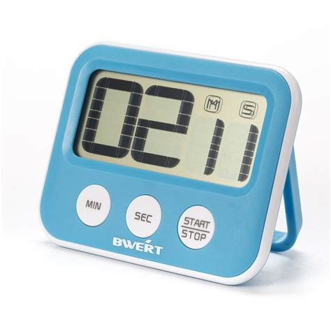 Desk Top Timer by Bwert Digital Kitchen Timers Large Lcd Display