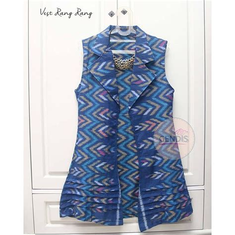 Batik Wahyu Tumurun Mix Embos model baju batik wanita modern terbaru batik tulis indonesia