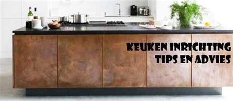 keuken inrichten tips keuken inrichting trends tips advies aanbiedingen