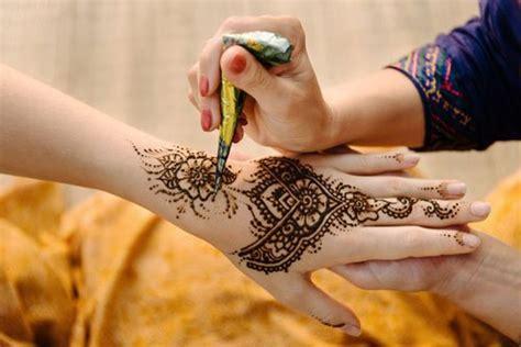 Henna Tattoo selber machen   Anleitung und Tipps   Beauty
