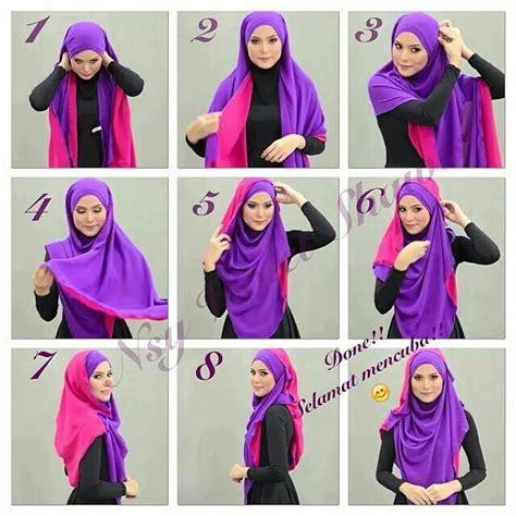 tutorial jilbab humaira 235 best images about hijab on pinterest hijab tutorial