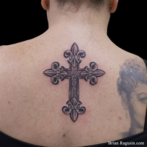 cross with name tattoo 9 best images about cross wall painting on