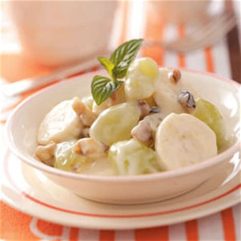 green grape salad recipe taste of home