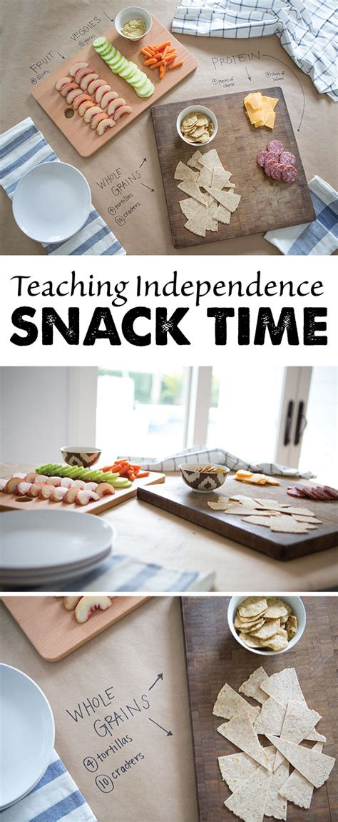 the beginning read this first modern parents messy kids how to set up a healthy serve yourself snack station