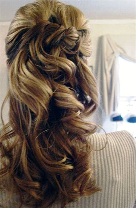hairstyles for hair down to your shoulders 39 half up half down hairstyles to make you look perfect
