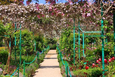 les jardins de giverny normandie
