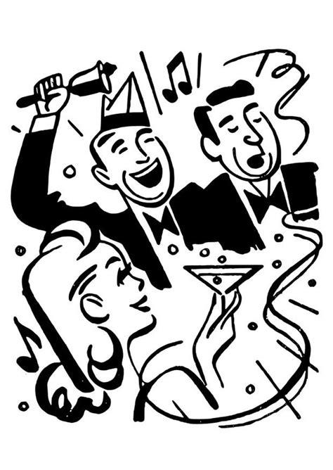 imagenes de fiestas judias para colorear dibujo para colorear fiesta img 28072