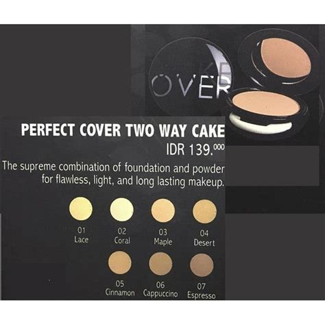 Bedak Two Way Cake Makeover make cover two way cake bedak twc makeover