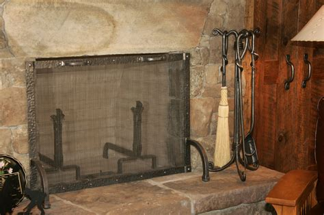 Andirons Fireplace by Free Standing Glass Fireplace Screen Interesting Solid