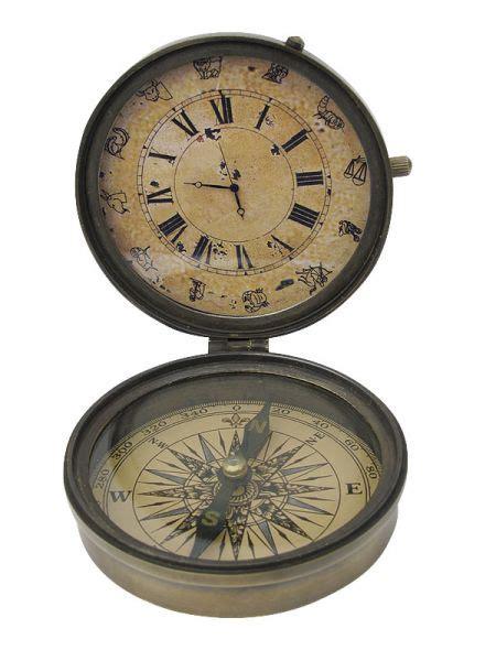 horloges barometres d 195 169 coration marine decoration