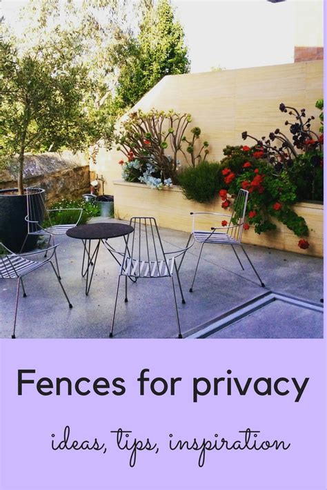 privacy garden screening ideas fences for privacy 9 great ideas for garden screening