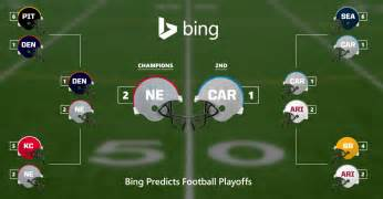 Fred Hutch Seattle Updated Nfl Playoff Picks Microsoft Bing Predicts Super