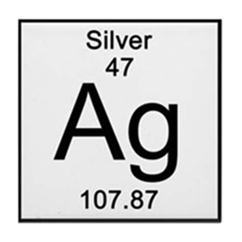 Element 47 Periodic Table by Silver Element Periodic Table Pictures Stories And Facts